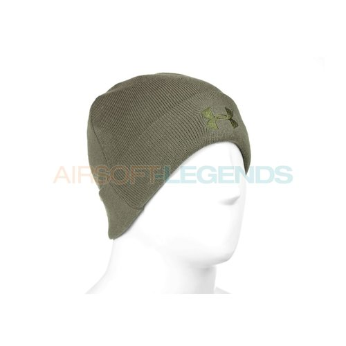 Under Armour Under Armour UA Tactical Stealth Beanie ColdGear OD