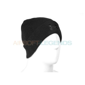 Under Armour Under Armour UA Tactical Stealth Beanie ColdGear Black