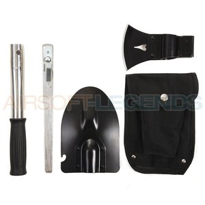Fosco Fosco Multi Survival Tool 4 in 1