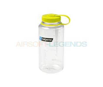 Nalgene Everyday Wide Mouth 1.0 Liter Clear