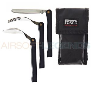 Fosco Fosco folding cutlery