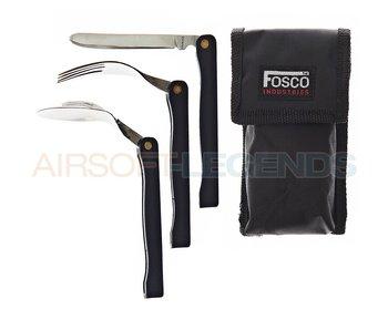 Fosco folding cutlery
