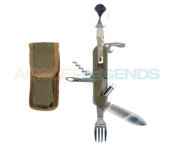 Fosco cutlery with light