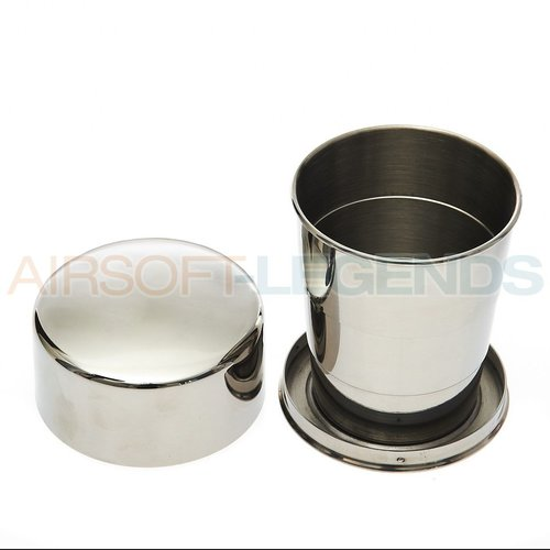 Fosco Fosco folding cup stainless steel
