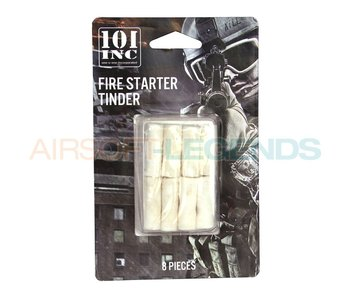 101Inc Firestarter Tinder 8 pack