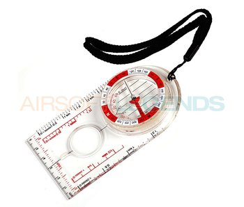 Fosco map compass