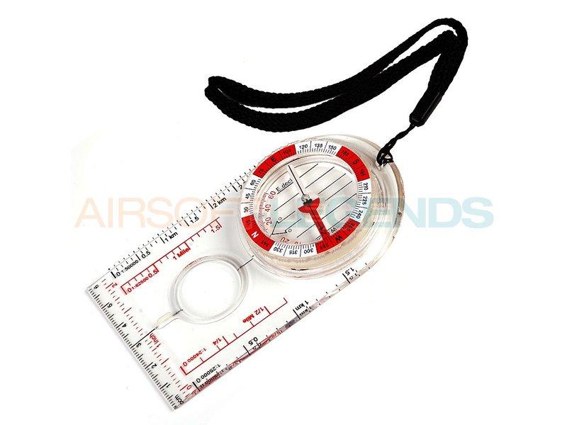 Fosco Map compass