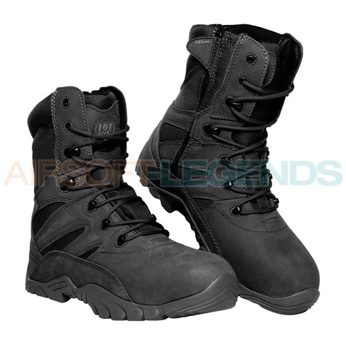 101Inc. 101Inc Tactical Recon Boots Black
