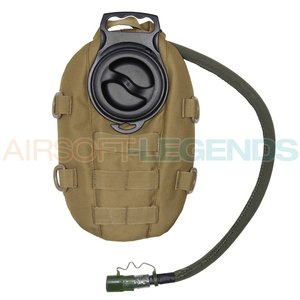 101Inc. 101Inc Waterpack Hydration Pouch Tan
