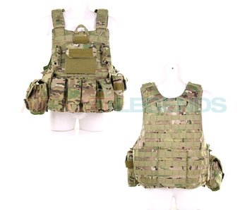 101Inc Tactical Vest Raptor