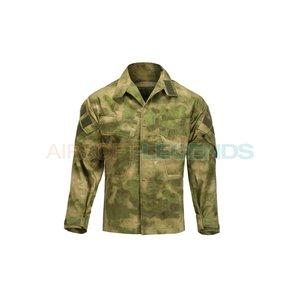 Invader Gear Invader Gear Predator Field Shirt Everglade (A-TACS-FG)