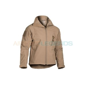 Invader Gear Invader Gear Tactical Softshell Jacket Coyote