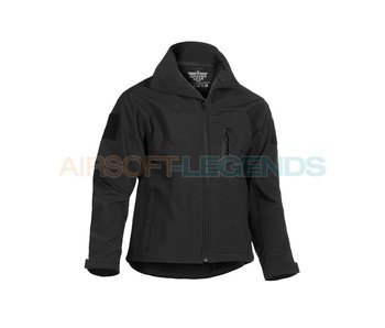 Invader Gear Tactical Softshell Jacket Black