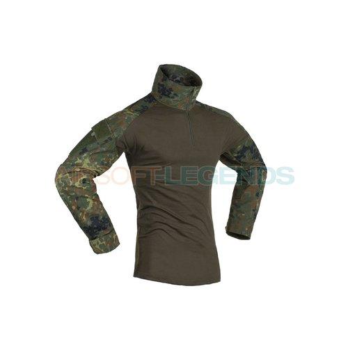 Invader Gear Invader Gear Combat Shirt Flecktarn