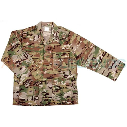 Fostex Fostex BDU Combat jacket