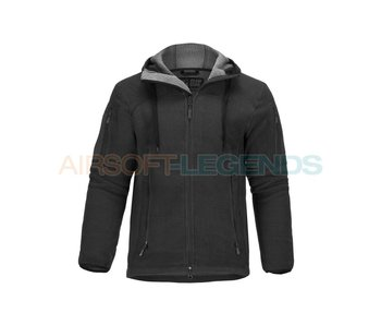 Clawgear Milvago Fleece Hoody Black