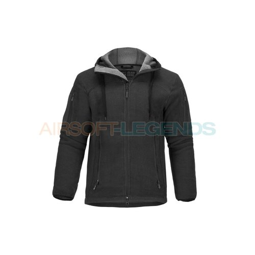 Clawgear Clawgear Milvago Fleece Hoody Black