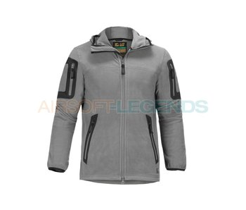 Clawgear Aviceda Fleece Hoody Solid Rock