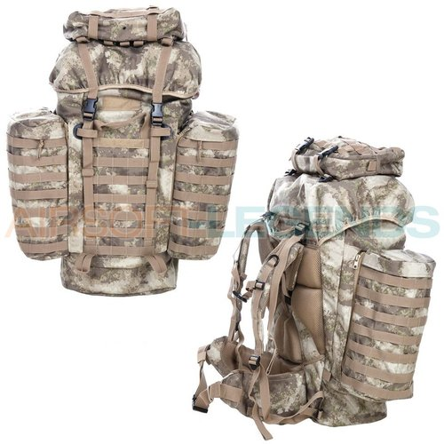 101Inc. 101Inc Molle Commando Backpack (Several camo's)