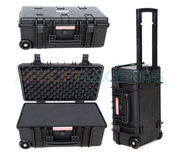 101Inc. Gun Case Trolley