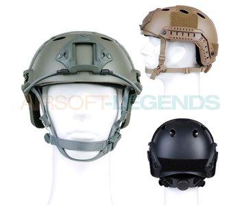 Emerson MICH Fast Helmet OD/Black/Dark Earth