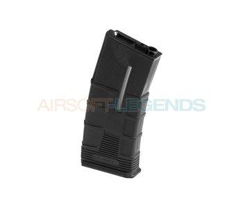 ICS Magazine M4 Hicap Tactical 300rds Black