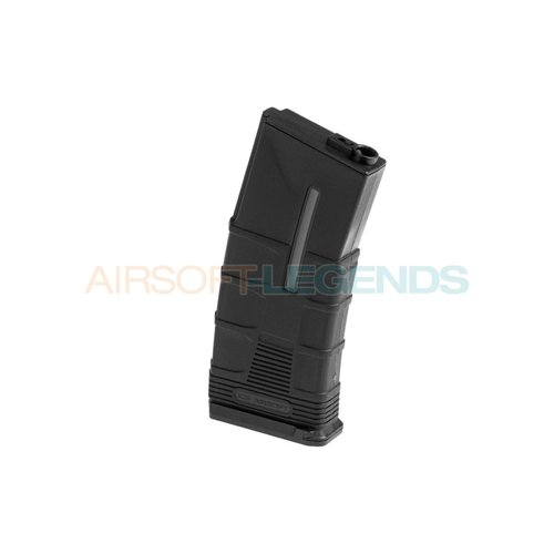 ICS ICS Magazine M4 Midcap Tactical 180rds Black