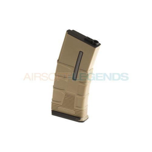ICS ICS Magazine M4 Midcap Tactical 180rds Tan