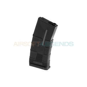 ICS ICS Magazine M4 Lowcap Tactical 45rds Black