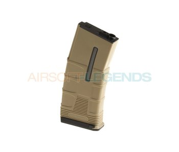 ICS Magazine M4 Lowcap Tactical 45rds Tan