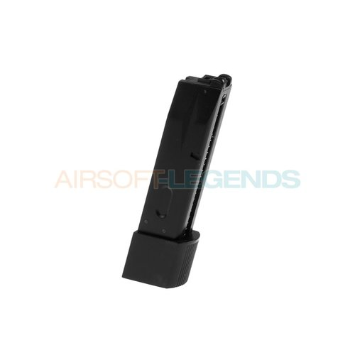 WE WE Magazine M92 Biohazard GBB Extended Capacity 32rds