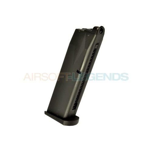 KWA KWA Beretta M9 A1 Full Metal GBB Magazine (24 BB's)