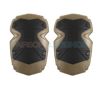 D30 Trust HP Internal Knee Pad Black