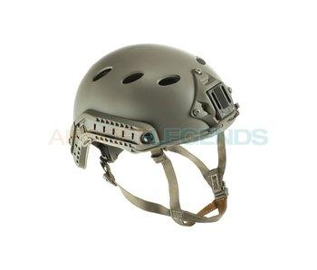 FMA FAST Helmet PJ Foliage Green