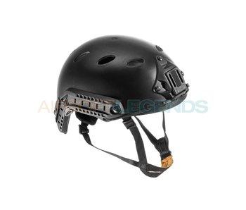 FMA FAST Helmet PJ Simple Version Black