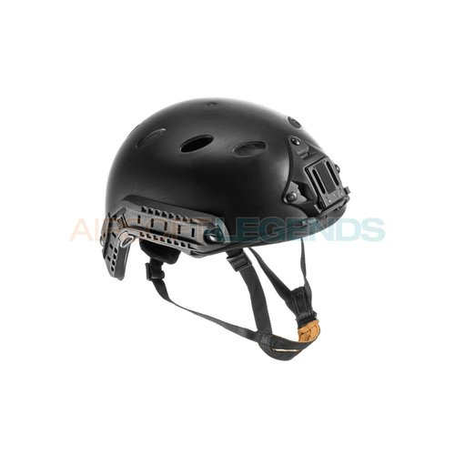 FMA FMA FAST Helmet PJ Simple Version Black