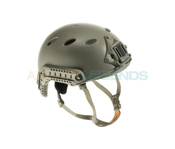 FMA FAST Helmet PJ Simple Version Foliage Green