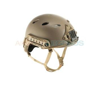 FMA FAST Helmet PJ Simple Version Tan