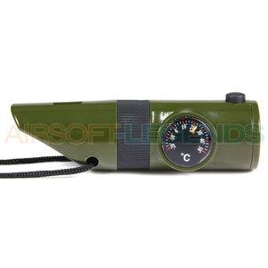 101Inc. 101Inc Tactical Fluit 7 in 1