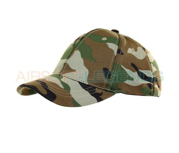 101Inc Baseball cap NLD Woodland
