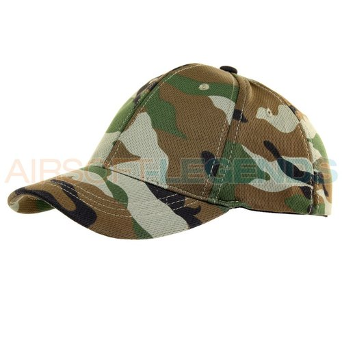 101Inc. 101Inc Baseball cap Woodland