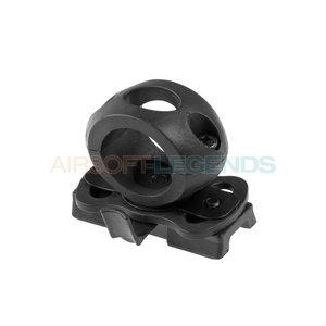 FMA FMA Single Clamp 0.83 Inch Black