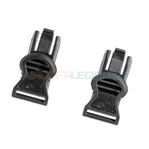 FMA FMA Goggle Swivel Clips 19mm Black