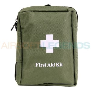 MFH MFH First Aid Kit Zonder Molle, OD