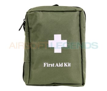 MFH First Aid Kit Without Molle OD