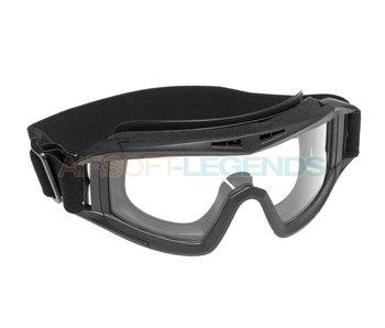 Invader Gear DLG Goggles Field Kit Black