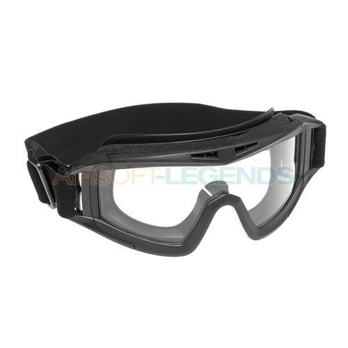 Invader Gear Invader Gear DLG Goggles Field Kit Black