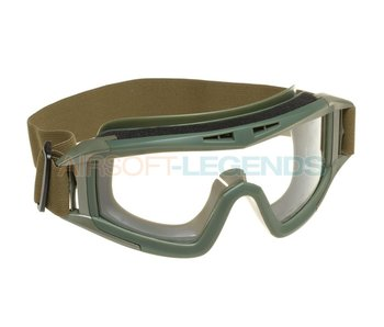 Invader Gear DLG Field Goggle Kit OD