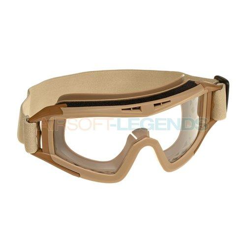 Invader Gear Invader Gear DLG Goggles Field Kit Tan
