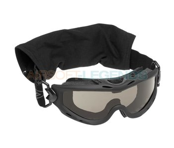 Wiley X Spear Goggle Black